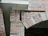 foundation repair brick crack
